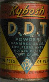 DDT canister