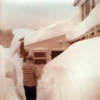 The snowstorm of 1978?